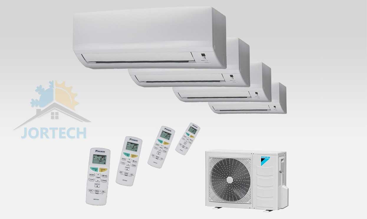 Jortech Multi-split-airconditioning
